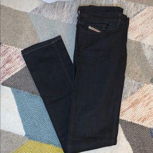 Diesel Jeans. Black. W 29